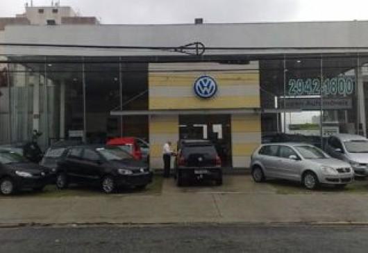 Refrasol finaliza a proteção das estruturas da concessionária VW GREEN no Tatuapé.